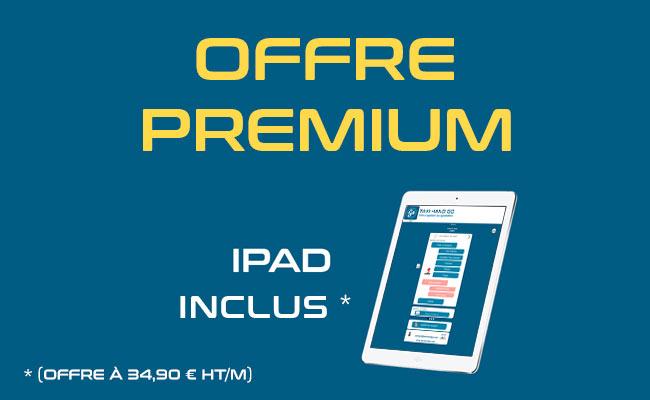 logiciel facturation taxi conventionné premium