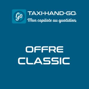 logiciel taxi conventionné classic