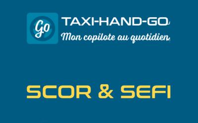 SCOR – SEFI & Taxi-Hand-Go