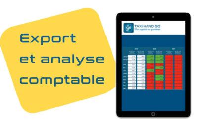 L'export et l'analyse comptable des factures