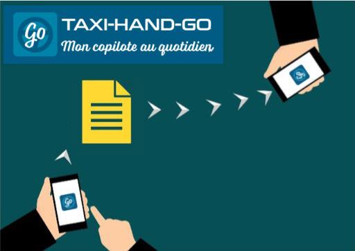 transfert de course taxi conventionné